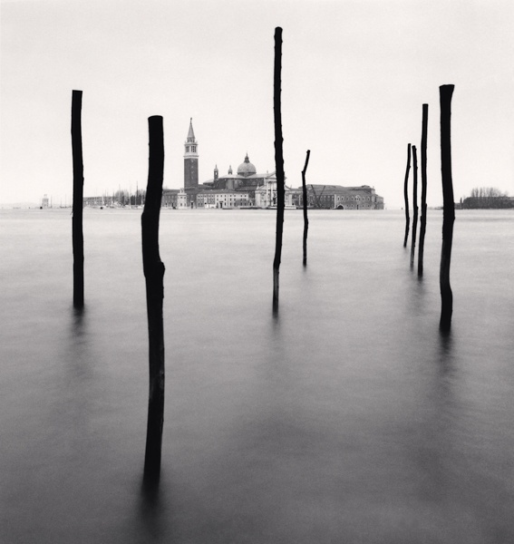 Basilica and Eight Poles, Venice, Italy 1990