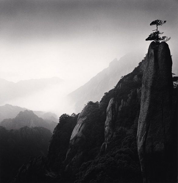 Huangshan Mountains Study 25, Anhui, China 2009
