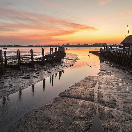 Luke Whitaker, Low Spring Tide, Bosham