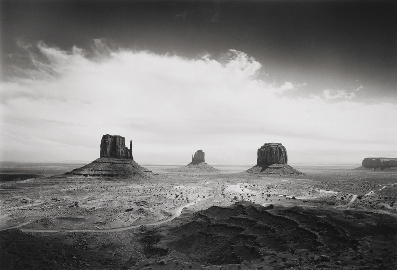 Clearing Storm, Monument Valley, Arizona 1984